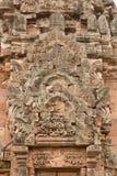 Phanom Rung stone ruins, northeast of Thailand. Royalty Free Stock Image