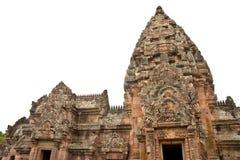 Phanom Rung stone ruins, northeast of Thailand. Stock Image