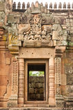 Phanom Rung stone ruins, northeast of Thailand. Royalty Free Stock Image
