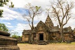 Phanom schellte Nationalpark im Norden östlich von Thailand lizenzfreie stockbilder