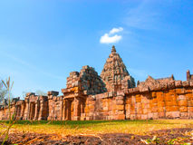 Phanomrung Historical Park Royalty Free Stock Photo