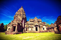 Phanomrung Historisch Park royalty-vrije stock afbeelding