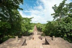 Phanomrung Historisch Park Royalty-vrije Stock Fotografie