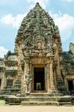 PHANOMRUNG HISTORY PARK. In Thailand Royalty Free Stock Image