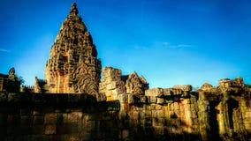 PhanomRungHistoricalPark, castelo Fotos de Stock Royalty Free
