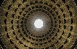Phanteom detail. Church phantem detail in rome italy royalty free stock photo
