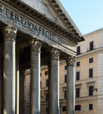 Phanteon, Roma, Italia Immagini Stock