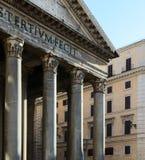 Phanteon, Rome, Italië Stock Afbeeldingen