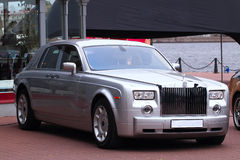Phantom. British luxury car Rolls Royce Phantom Royalty Free Stock Images