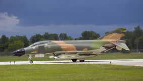 Phantom F4 royalty free stock images