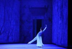 The phantom of the opera stage Stock Photo