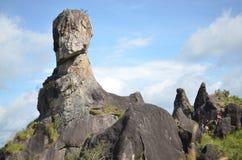 Phantom Rock Royaltyfri Bild