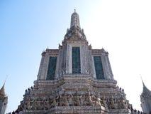 Phar Prang Wat Arun Royalty Free Stock Photos