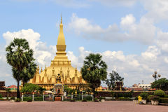 Phar que Luang Imágenes de archivo libres de regalías