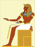 Pharao Lizenzfreies Stockfoto