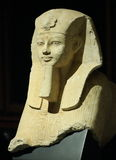 Pharao Amenhotep III as a Sphinx Stock Image