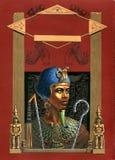 Pharao Ramses Stockfotografie
