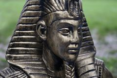 Pharaoh. S head mask Stock Images