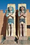 Pharaoh foto de archivo