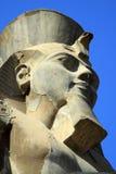 Pharaoh. Ramses are the most known pharaoh Stock Photos