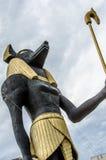 Pharaoh Anubis Στοκ Εικόνες