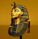 Pharaoh death mask Royalty Free Stock Photo