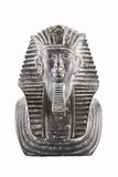 Pharaoh della scultura Fotografie Stock