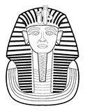 Pharaoh. Illustrator desain .eps 10 Royalty Free Stock Images