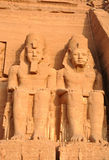 Pharaoh Ramesses II Egypt Royalty Free Stock Images