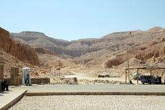 Pharaoh's tombs Royalty Free Stock Photos