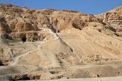 Pharaoh's tombs Stock Photos