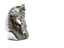 Pharaoh Sculpture Stock Photo