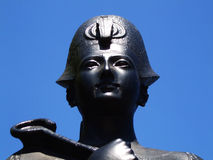 Pharaoh in the sky Stock Photography