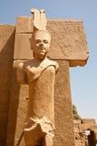 pharaoh statua Obrazy Stock
