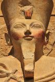 Pharaoh statue Royalty Free Stock Photography