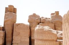pharaohs άγαλμα Στοκ εικόνα με δικαίωμα ελεύθερης χρήσης