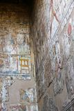 Pharaohs arts at Luxpr temple. Pharaonic inscriptions Luxor Temple Luxor, Egypt Stock Photos