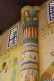 Pharaohs Egyptian Arts. At Ibn Batuta mall - Dubai Emirates Royalty Free Stock Photography