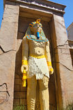 Pharaon de Legoland Image libre de droits