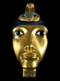 Pharaon's mask Royalty Free Stock Photos