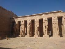 Pharaotempel Stock Fotografie