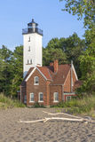Phare à Erie Pennsylvanie Image stock