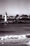 Phare à Santa Cruz Image libre de droits
