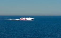 Phare adriatique Images libres de droits