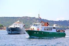 Phare adriatique Image libre de droits