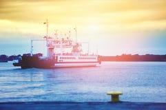 Phare adriatique Photo libre de droits