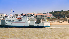 Phare adriatique Photo stock