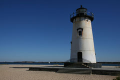 Phare au Martha's Vineyard Image libre de droits
