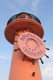 Phare au pilier de Chalong, Phuket images libres de droits