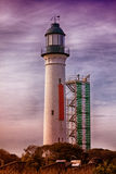 Phare au point Lonsdale Images stock